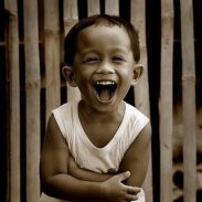 Image result for boy laughing
